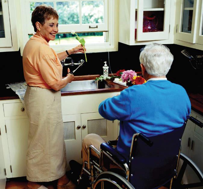 Caregiver services we provide